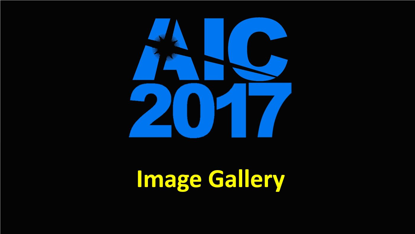 AIC 2017 Image Gallery